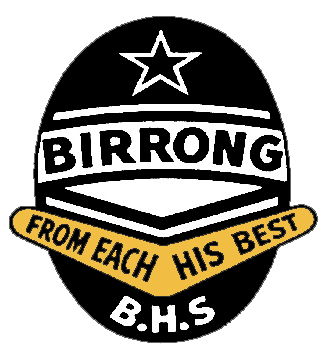 Birrong Boys High School logo