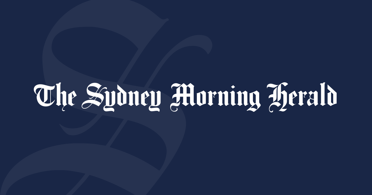 Sydney Morning Herald Article